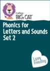 Phonics for Letters and Sounds Set 2 - Book