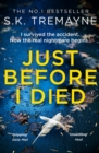 Just Before I Died - Book