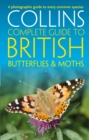 British Butterflies and Moths - Book