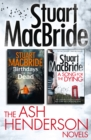 Stuart MacBride: Ash Henderson 2-book Crime Thriller Collection - eBook