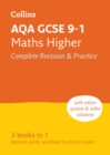 AQA GCSE 9-1 Maths Higher All-in-One Complete Revision and Practice : Ideal for Home Learning, 2021 Assessments and 2022 Exams - Book
