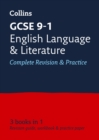 GCSE 9-1 English Language and English Literature All-in-One Revision and Practice - Book