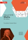 GCSE Maths Edexcel Foundation Student Book - Book