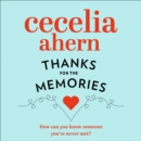 Thanks for the Memories - eAudiobook