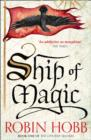 Ship of Magic - Book