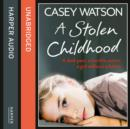 A Stolen Childhood - eAudiobook