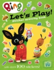 Let's Play sticker activity book - Book