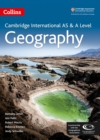 Cambridge International AS & A Level Geography Student's Book - Book