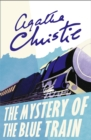 The Mystery of the Blue Train - Book