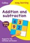 Addition and Subtraction Ages 7-9: New Edition - Book