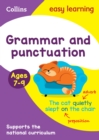 Grammar and Punctuation Ages 7-9 : Prepare for School with Easy Home Learning - Book