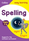 Spelling Ages 7-8: New Edition - Book