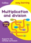 Multiplication and Division Ages 7-9 : Prepare for School with Easy Home Learning - Book