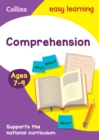 Comprehension Ages 7-9 : Prepare for School with Easy Home Learning - Book
