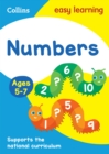 Numbers Ages 5-7 : Prepare for School with Easy Home Learning - Book