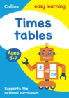 Times Tables Ages 5-7 : Prepare for School with Easy Home Learning - Book