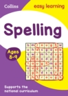 Spelling Ages 8-9: New Edition - Book
