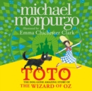 Toto: The Dog-Gone Amazing Story of the Wizard of Oz - eAudiobook