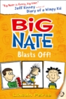 Big Nate Blasts Off - Book