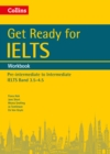 Get Ready for IELTS: Workbook : IELTS 3.5+ (A2+) - Book