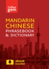 Collins Mandarin Chinese Phrasebook and Dictionary Gem Edition : Essential Phrases and Words in a Mini, Travel-Sized Format - Book