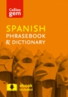 Collins Spanish Phrasebook and Dictionary Gem Edition : Essential Phrases and Words in a Mini, Travel-Sized Format - Book