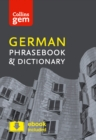Collins German Phrasebook and Dictionary Gem Edition : Essential Phrases and Words in a Mini, Travel-Sized Format - Book
