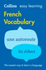 Easy Learning French Vocabulary: Trusted support for learning (Collins Easy Learning) - eBook