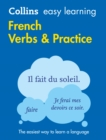 Easy Learning French Verbs and Practice - Book