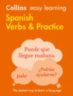 Easy Learning Spanish Verbs and Practice - Book