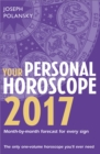 Your Personal Horoscope 2017 - Book