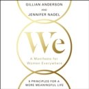 We: A Manifesto for Women Everywhere - eAudiobook