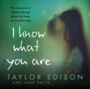 I Know What You Are - eAudiobook