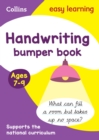 Handwriting Bumper Book Ages 7-9 : KS2 English Home Learning and School Resources from the Publisher of Revision Practice Guides, Workbooks, and Activities. - Book