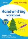 Handwriting Workbook Ages 5-7 : Ideal for Home Learning - Book