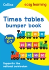 Times Tables Bumper Book Ages 5-7 - Book