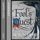 Fool's Quest: Part Two (Fitz and the Fool, Book 2) - eAudiobook