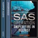 Sniper Fire in Belfast - eAudiobook