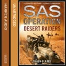 Desert Raiders - eAudiobook