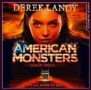 American Monsters (The Demon Road Trilogy, Book 3) - eAudiobook