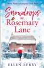 Snowdrops on Rosemary Lane - Book