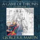 The Official A Game of Thrones Colouring Book - Book