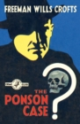 The Ponson Case - Book