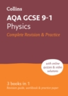 AQA GCSE 9-1 Physics All-in-One Revision and Practice - Book