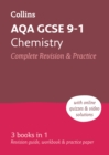 Grade 9-1 GCSE Chemistry AQA All-in-One Complete Revision and Practice (with free flashcard download) - Book