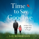 Time to Say Goodbye - eAudiobook