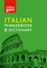 Collins Italian Phrasebook and Dictionary Gem Edition - eBook