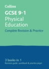 GCSE 9-1 Physical Education All-in-One Complete Revision and Practice : Ideal for Home Learning, 2021 Assessments and 2022 Exams - Book