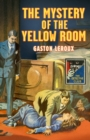 The Mystery of the Yellow Room - Book