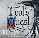 Fool's Quest (Fitz and the Fool, Book 2) - eAudiobook
